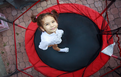 Best Trampoline for Kids - Our 8 Favorite Models