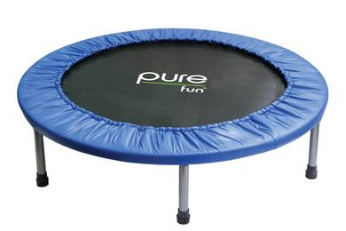 Pure Fun Mini Trampoline