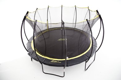 SkyBound Stratos Trampoline with Full Enclosure Review